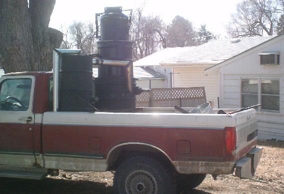 1990 Ford F-250 fuel injected 5.0L