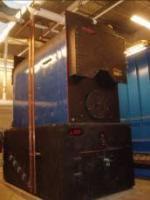 2.5 MWth Boiler