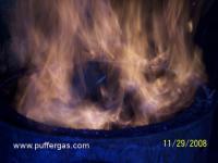 Burn Flame 4