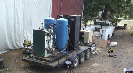 Crorey Gasifier System