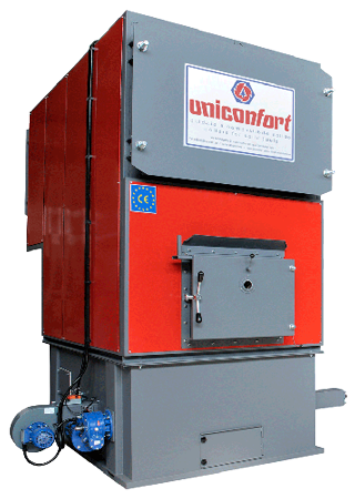 Uniconfort Boiler