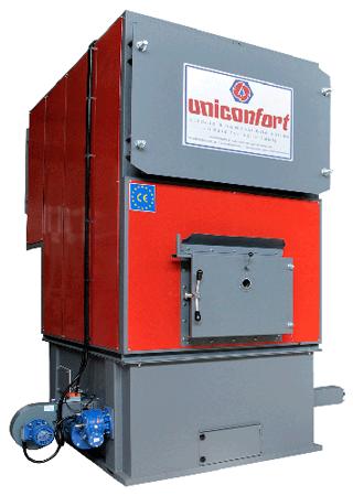 Uniconfort Boiler