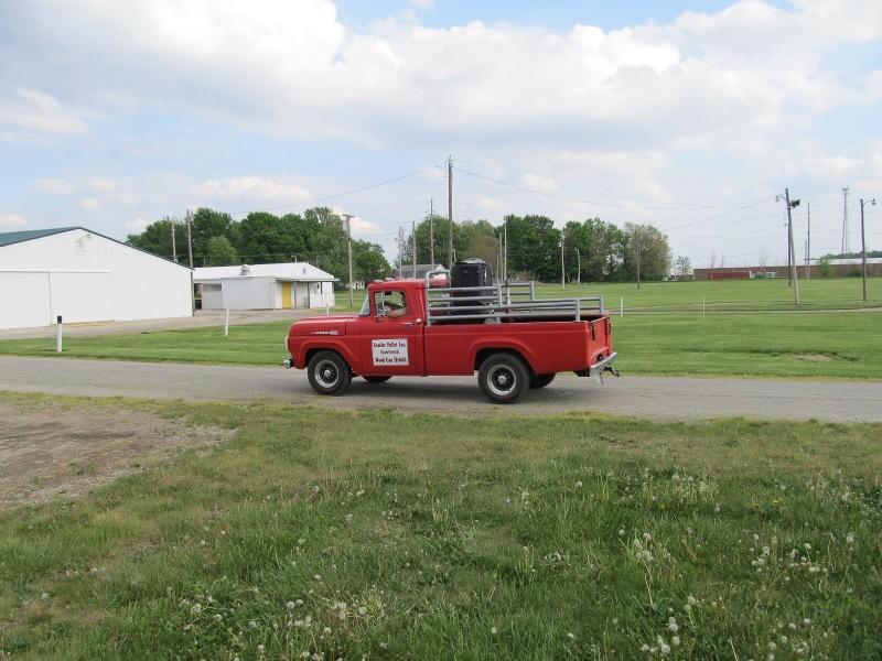 Woodgas Meet and Greet; Argos, Indiana