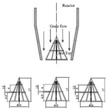 Conical Grate Design