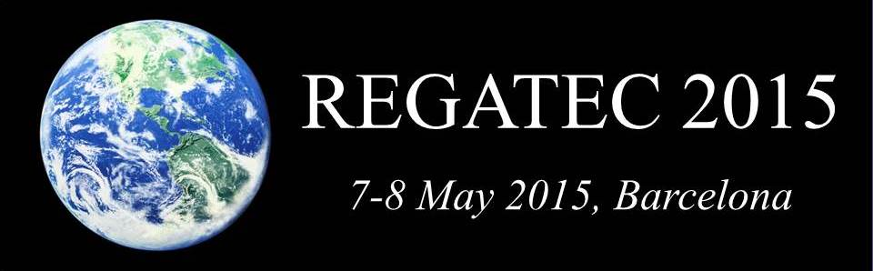 REGATEC 2015 in Barcelona on 7-8 May