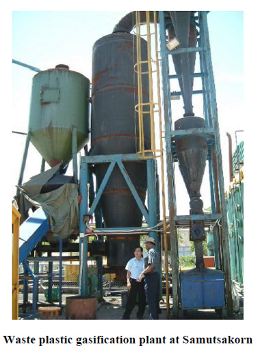 Report The Status Of Biomass Gasification In Thailand And