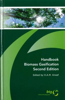 Handbook of Biomass Gasification cover