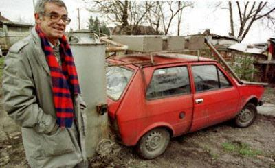 Wood gas yugo and Anton Peterka