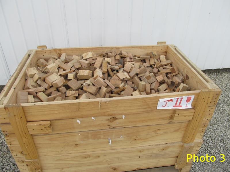 Wood Chip Fuel
